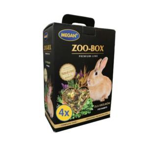 Nowe duże Zoo Box XXL Megan